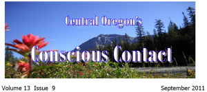 September Conscious Contact